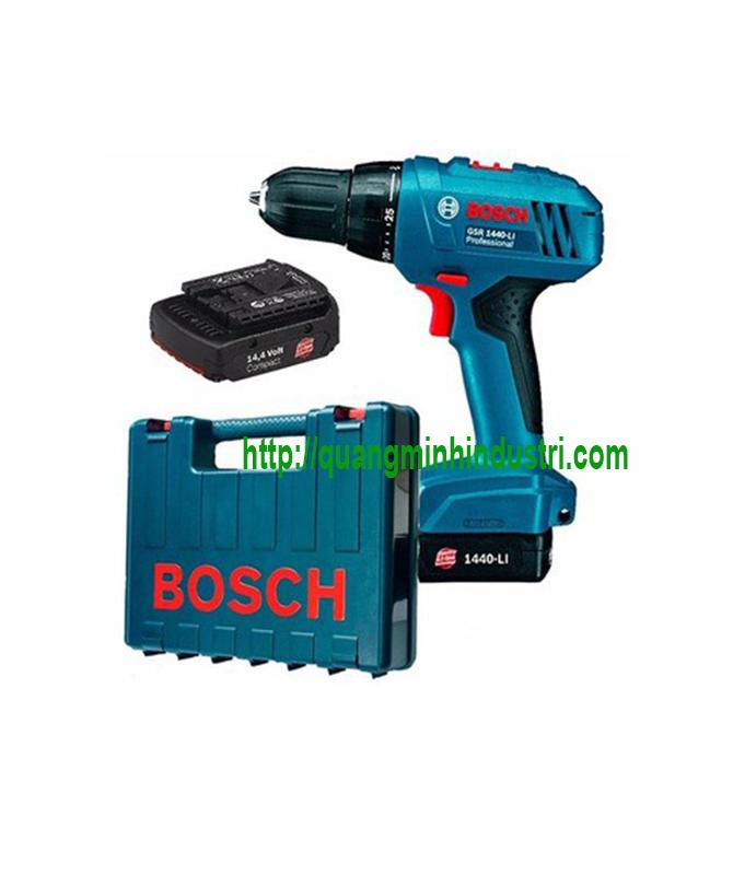 Máy bắn vít Bosch công suất lớn