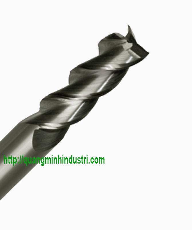 Dao Phay CNC 3F Dạng Sóng