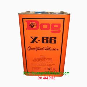 Keo Con Chó X66