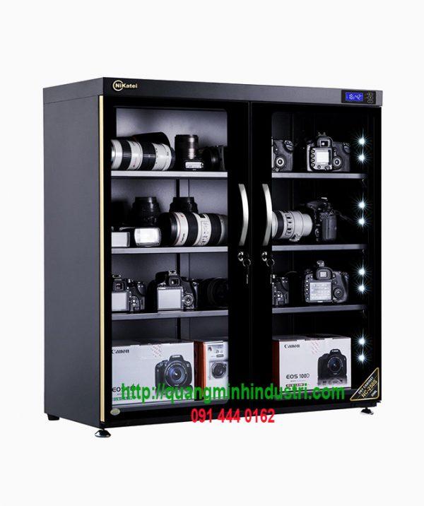 Tủ chống ẩm 235L cao cấp Nikatei NC-250S