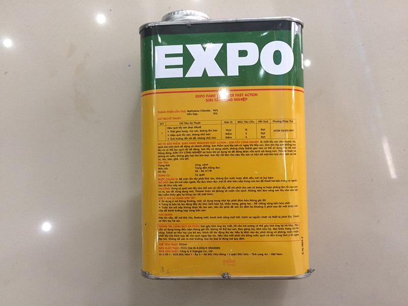 Nước Tẩy Sơn Expo