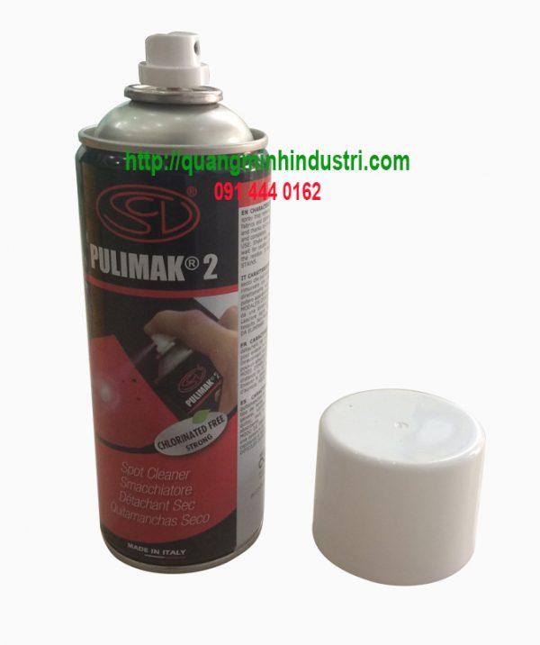 Xịt Tẩy Dầu Pulimax 2
