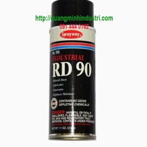 Xịt dầu bôi trơn động cơ Sprayway RD 90