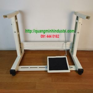 Chân bàn máy may 370 380 390 giá rẻ tại Bình Dương