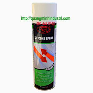 Dầu Xịt Bôi Trơn Chống Dính Khuôn Silicone Spray